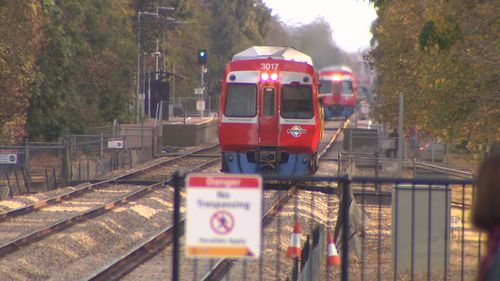 The Outer Harbor, Grange and Belair lines have been affected by carriage reductions.