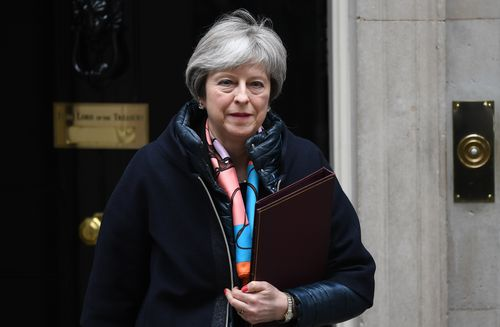 UK Prime Minister Theresa May has given Russia a deadline to explain why the nerve agent was used against Sergei Skripai. (AAP)