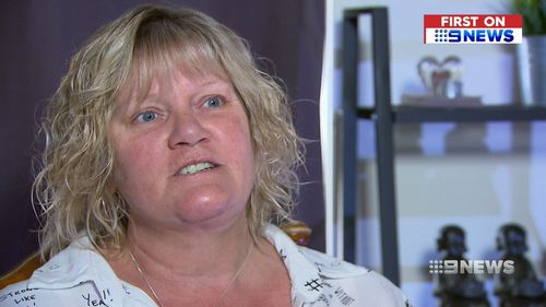 Lee Cameron went to Thailand for cheap surgery, but was left with a serious infection. (9NEWS)