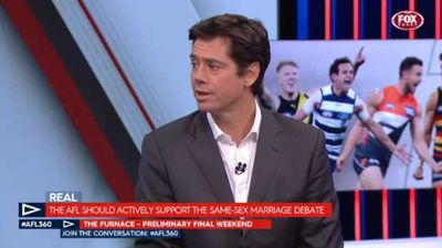 AFL news: Blues fan favourite Michael Jamison hits out at Carlton over same-sex marriage