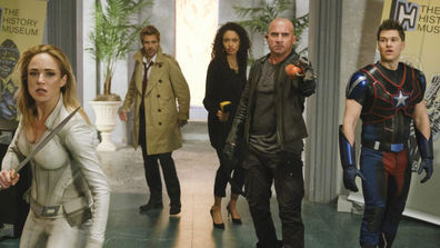 'DC's Legends of Tomorrow' is available to stream on 9Now.