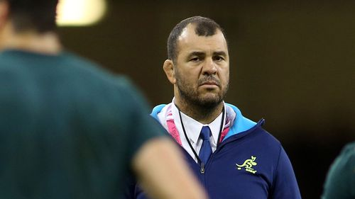 Cheika settles on best XV to face England in Rugby World Cup