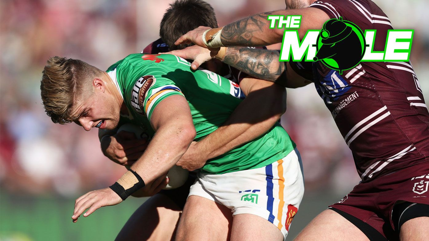 NRL: Warriors set to sign Canberra back-rower Jack Murchie
