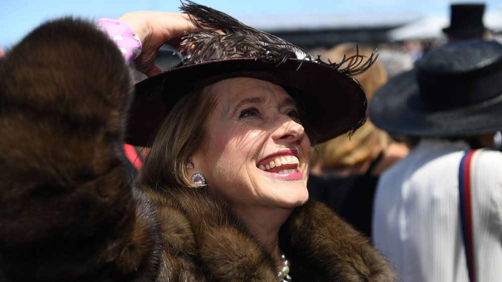 Cismontane to run in Melbourne Cup for Gai Waterhouse after winning Lexus Stakes