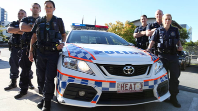 Gold Coast Cops arrives at Nine tonight at 7.30pm.
