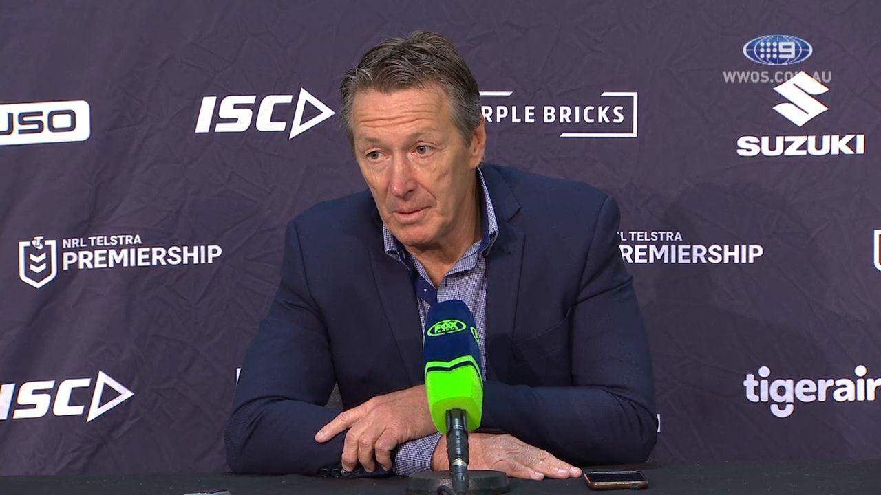 Melbourne Storm coach Craig Bellamy wants NRL start for Ryan Papenhuyzen