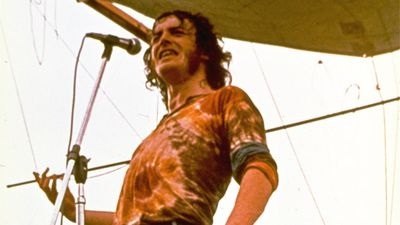 "In 1969, be performed at Woodstock with The Grease Band. The band had to be flown to the festival by helicopter due to the large crowds. Cocker later said the experience was ""very special""."