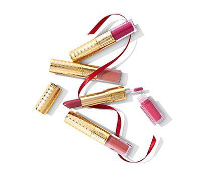 """<a href=""""http://www.ulta.com/kissing-squad-limited-edition-lip-sculptor-quad?productId=xlsImpprod14831079"""" target=""""_blank"""">Limited Edition Kissing Squad Tarte Lip Sculptor Quad</a>."""
