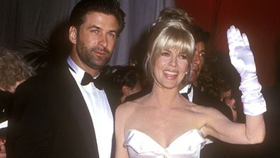 Love this duo, who were married for almost nine years, but did they think this was the Oscars or their wedding?