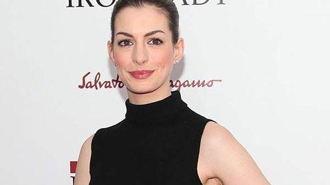 Anne Hathaway: 'Hollywood thinks I'm fat'