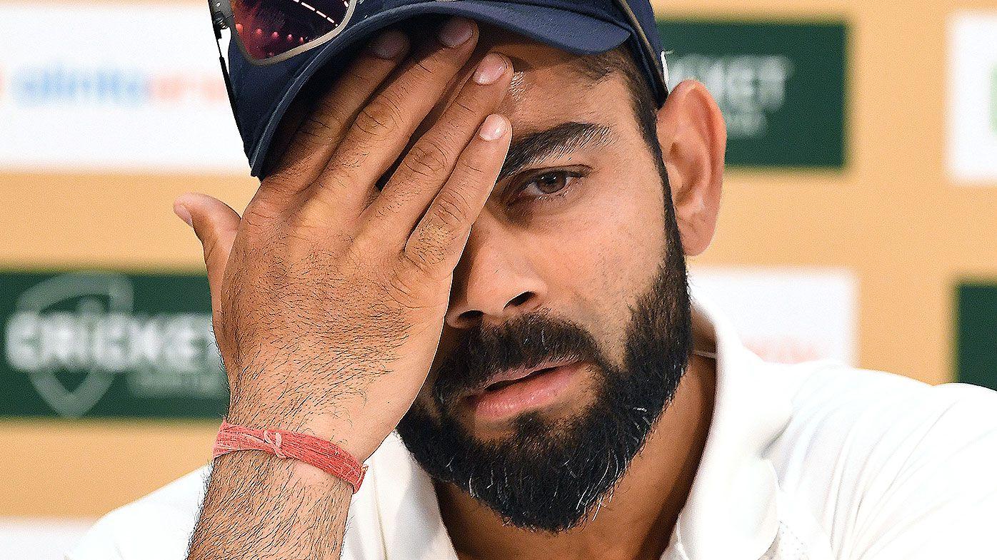 Indian cricket legend Sunil Gavaskar's dire warning to Virat Kohli and Ravi Shastri