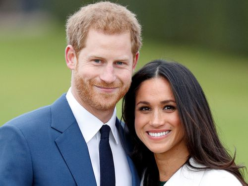Prince Harry and Meghan Markle will wed on Saturday. Picture: AAP