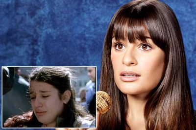 <B>You know her as...</B> All-singing, all-dancing high-school student Rachel Berry in <em>Glee</em>.<br/><br/><B>Before she was famous...</B> Lea had a role in the cop drama <em>Third Watch</em>. In the 2000 episode 'Spring Forward, Fall Back', 13-year-old Lea made an appearance as a hysterical car crash victim whose baby sister is kidnapped — aww, even back then she was playing melodramatic, OTT characters.