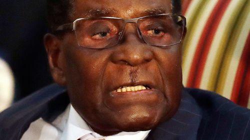 Robert Mugabe, 93, is set to stand down as president of Zimbabwe.
