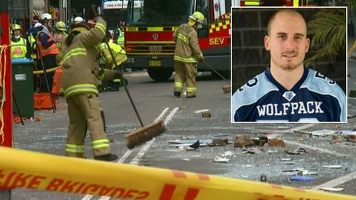 'We lost our beautiful boy': Chris Noble's family speaks of their loss after Sydney shop blast