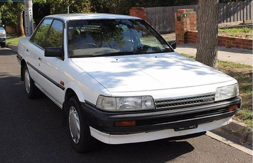 The car is being sold for $600. (Gumtree)