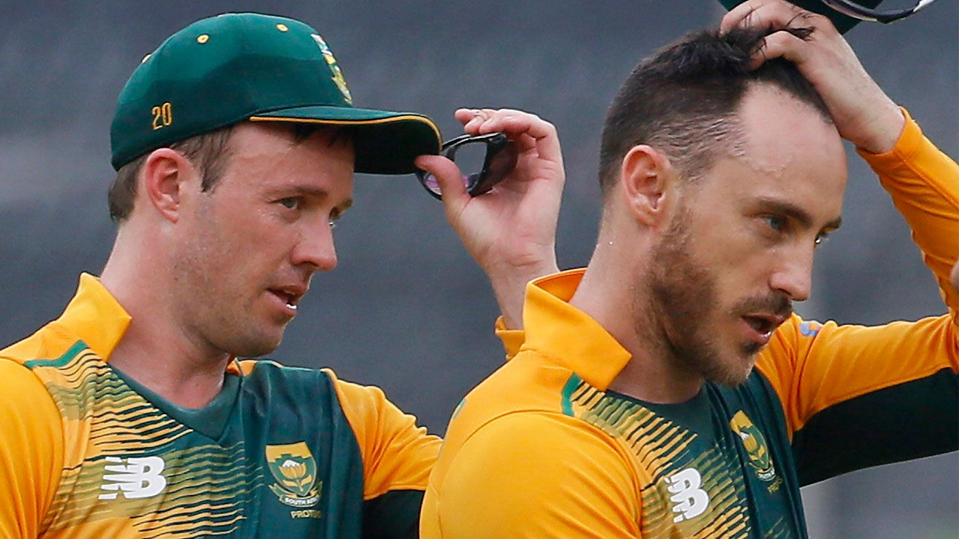AB de Villiers responds to 'unjustified criticism' after South Africa's World Cup exit