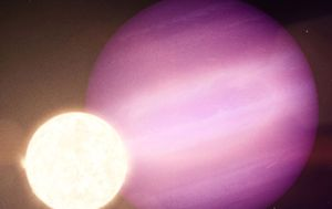 Giant planet the size of Jupiter found orbiting a dead white dwarf star