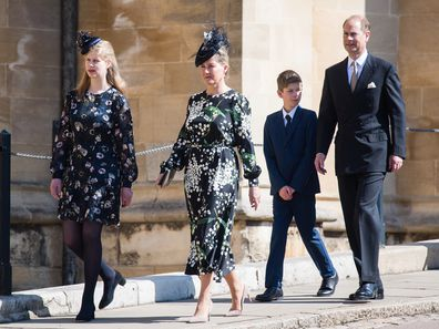 The royal family member you never see made a rare appearance
