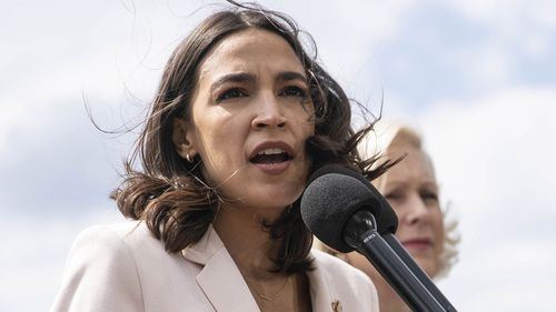 Alexandria Ocasio-Cortez is one of the most prominent members of the Democratic party.