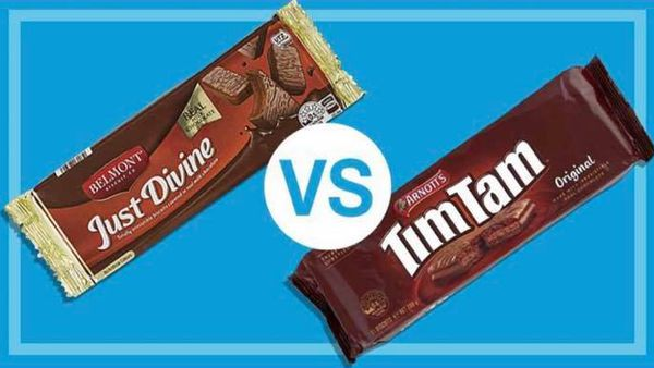 Tim Tams vs Belmont Just Divines