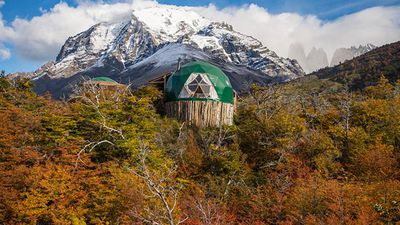 The best luxury nature lodges in Patagonia
