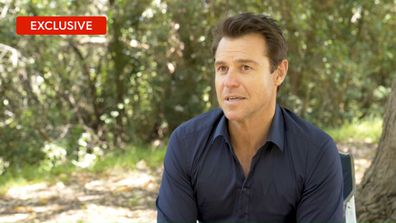 Exclusive: Rodger Corser on Hugh's attraction to Sharna