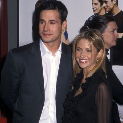 Freddie Prinze Jr. and Sarah Michelle Gellar: Together since 2000