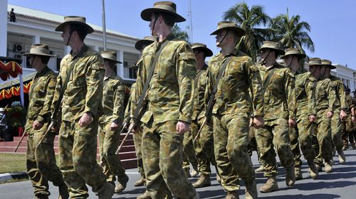 Abuse rife in Australian Defence Force: report