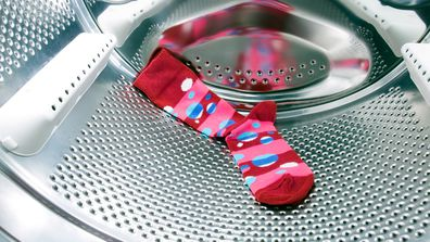 If you're sick of losing socks in the wash, you need this hack