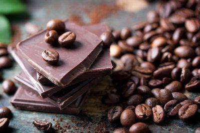 Eat chocolate