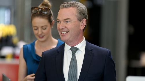 Federal Politics Australia news Christopher Pyne retirement Liberal Party