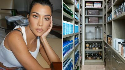 Kourtney Kardashian 'doesn't believe in' this common household appliance