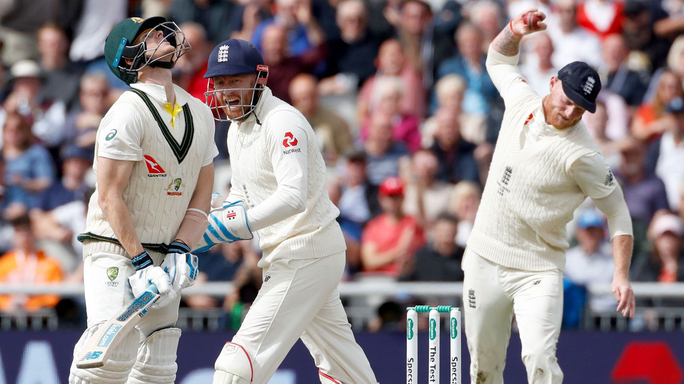 Ashes 2019: England captain Joe Root fumes after horror Jack Leach mistake