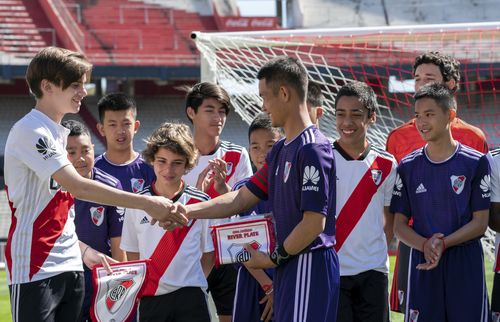 The Wild Boars attended the Youth Olympic Summer Games in Buenos Aires, Argentina in October.