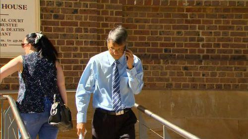News NSW Picton hidden camera real estate office toilet man avoids jail