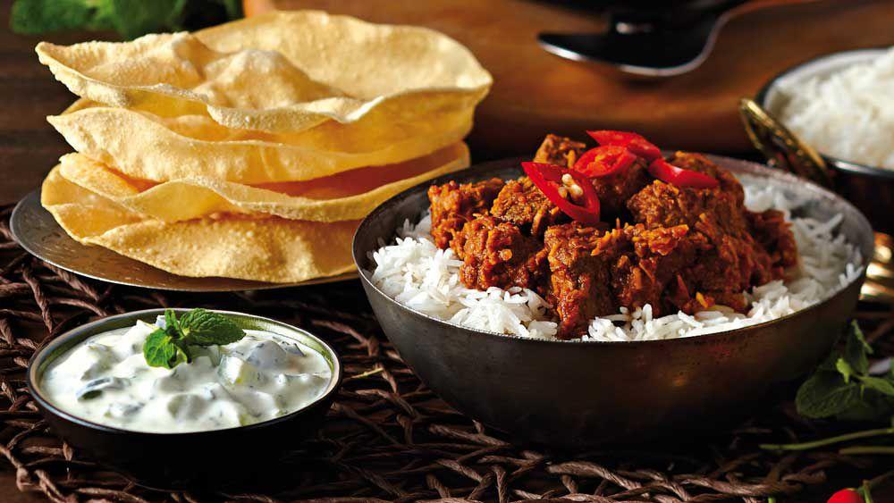 McKenzie's beef curry