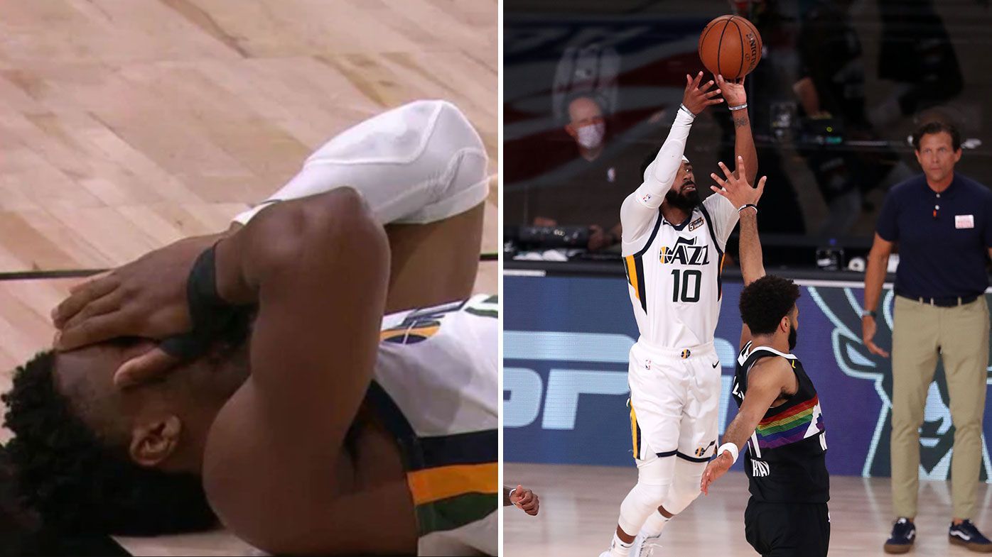 Nuggets, Jazz end Game 7 in dramatic fashion
