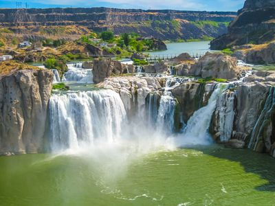 17. Shoshone Falls, USA
