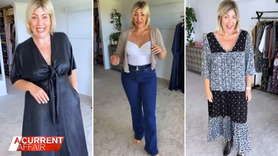 Body positive clothing reviews making Aussie mum insta famous