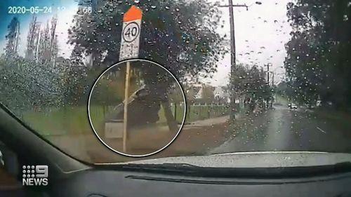 Perth cyclone storm pics