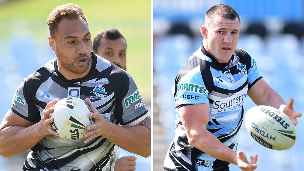 Gallen, Tagataese back for Sharks NRL semi