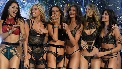 Inside the homes of the Victoria's Secret angels