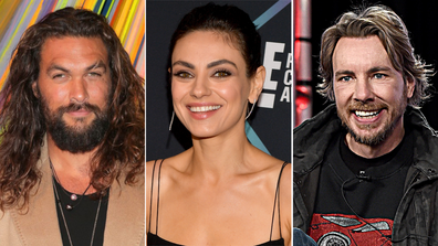 Celebrities reveal their bathing habits, Jason Momoa, Mila Kunis, Dax Shepard