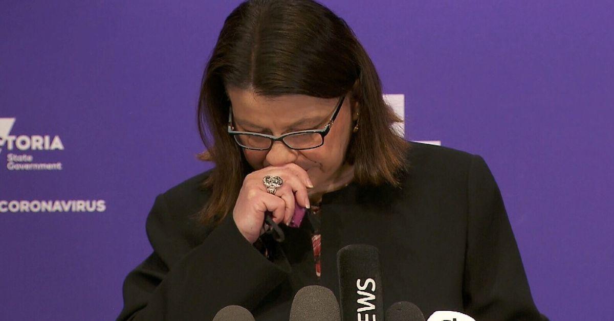 Coronavirus Victoria We Made Mistakes Victorian Health Minister Jenny Mikakos Apologises In Rambling Twitter Essay