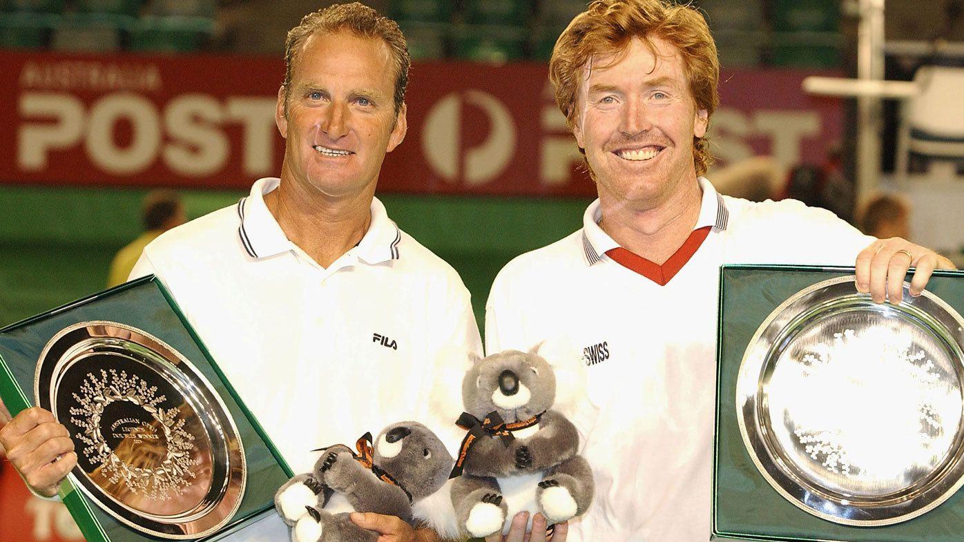 Australian tennis great Peter McNamara dies aged 64 after private cancer battle