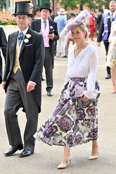 Prince Edward, Earl of Wessex and Sophie, Countess of Wessex
