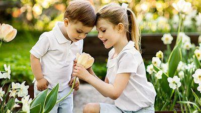 Swedish royal family children:Princess Estelle and Prince Oscar