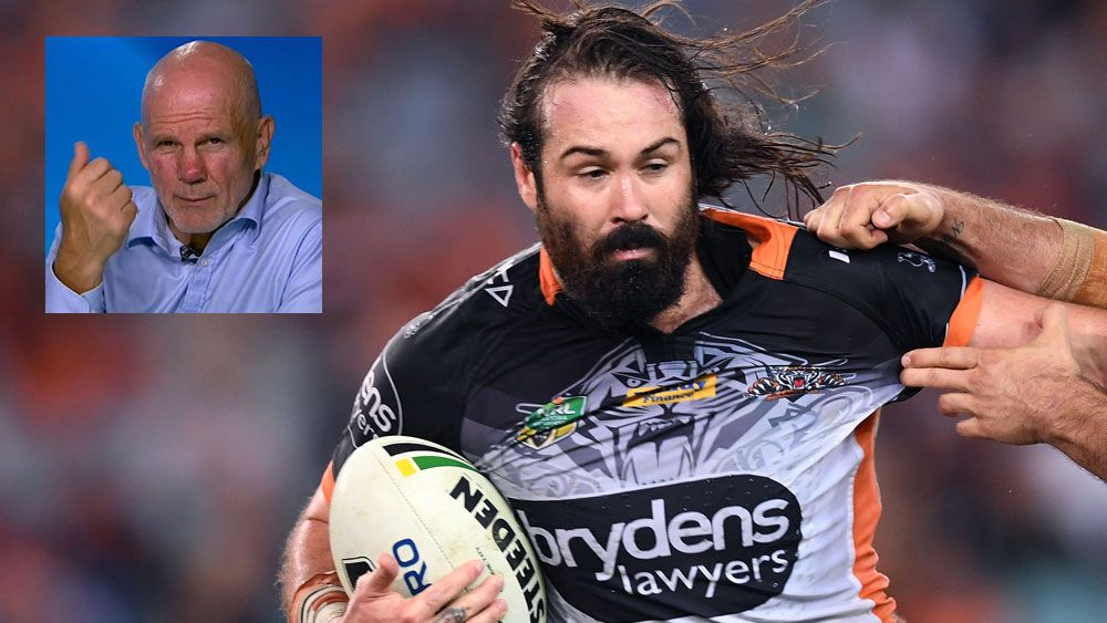 Wests Tigers fans have every right to boo Aaron Woods: Peter FitzSimons