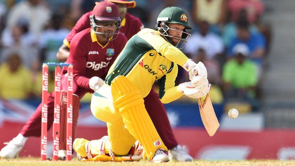 Smith lauds Aussies' scrap in ODI final